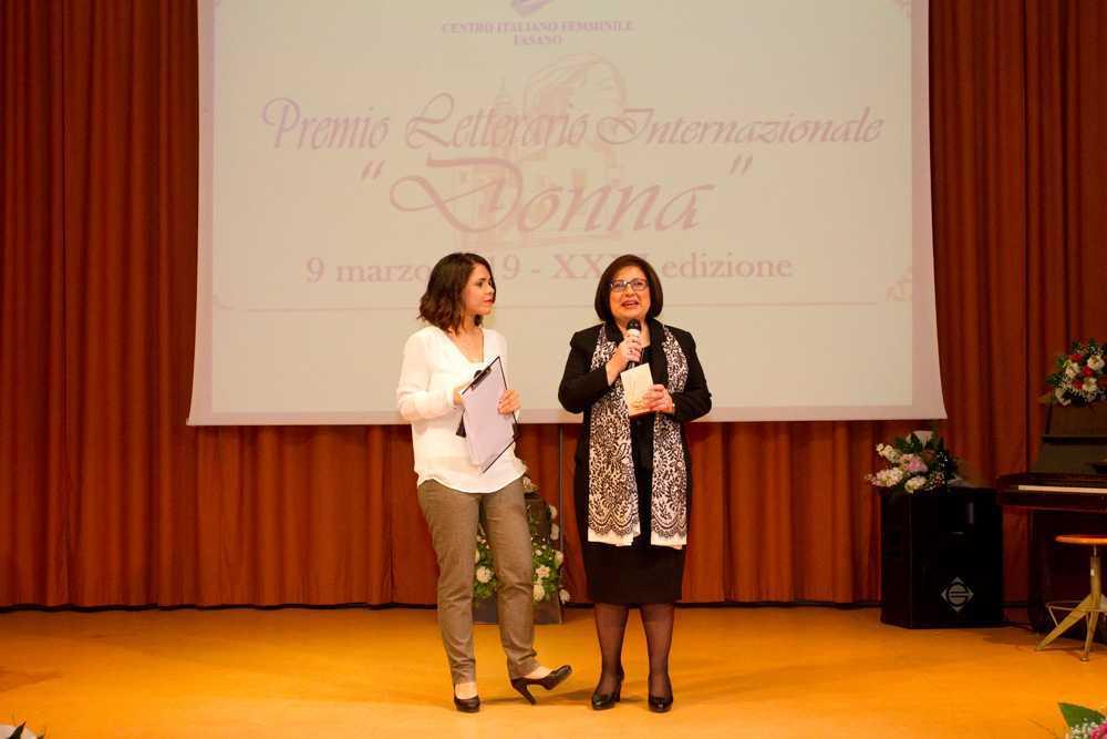 Il Premio Internazionale Donna trasforma «una goccia di