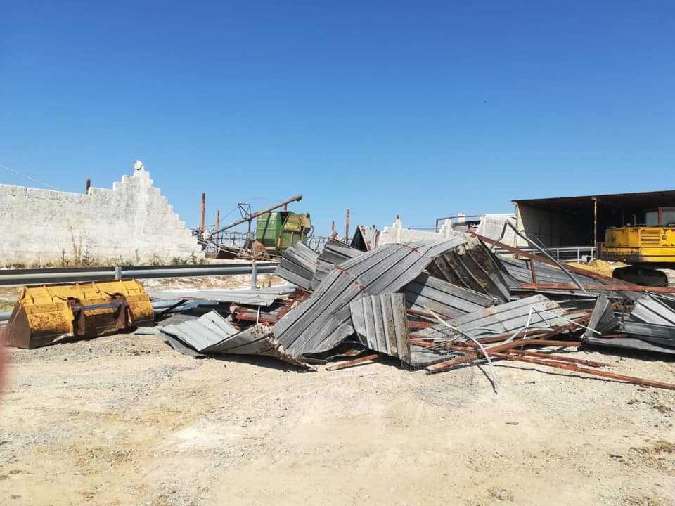 Meteo pazzo cia puglia danni anche alle strutture agricole for Subito it molise attrezzature agricole