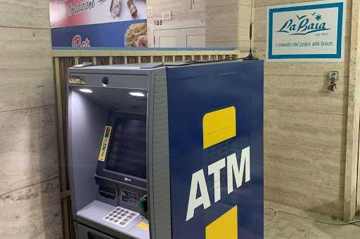 Atm bancomat
